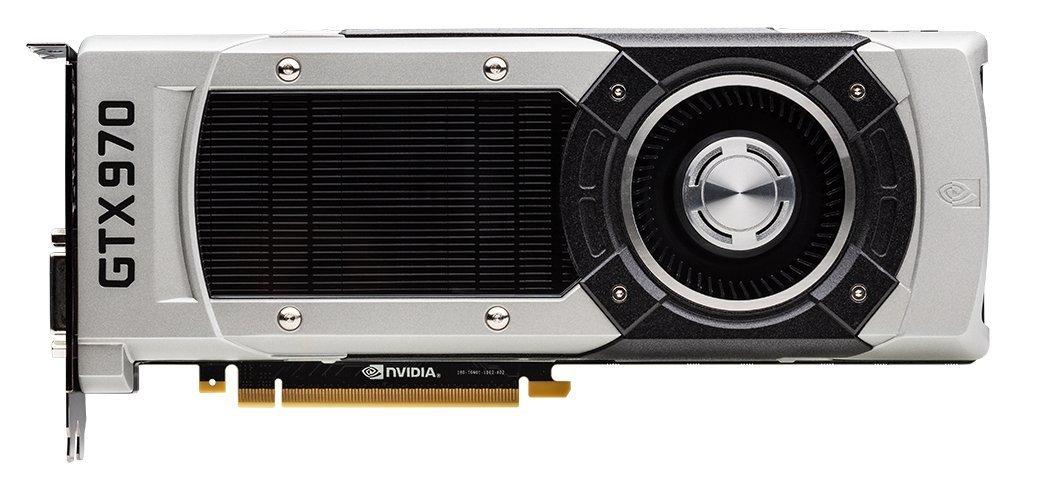 NVIDIA - GeForce GTX 970 4GB GDDR5