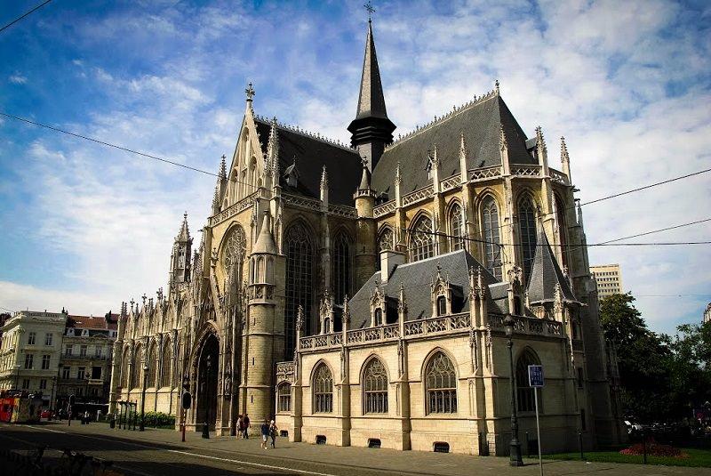 جاذبه های گردشگری بروکسل