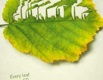 تبلیغات خلاق ,تاثیر مخرب آلودگی ها بر محیط زیست