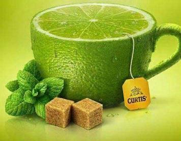 تبلیغات خلاق : تبلیغ جالب چای کورتیس عکس 2