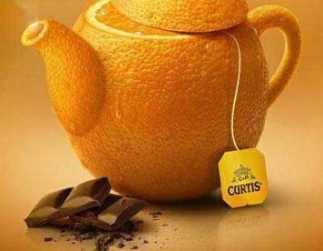 تبلیغات خلاق : تبلیغ جالب چای کورتیس عکس 3