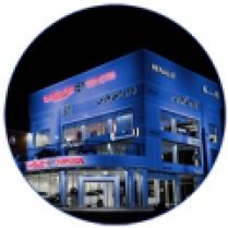 طراحی سایت نمایندگی رنو و تویوتا (ساختمان آبی)